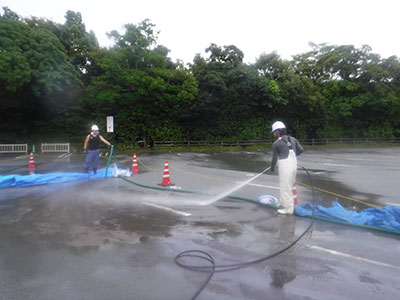 排水路・側溝・汚水管などの清掃